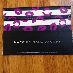 Marc Jacobs Laptop Sleeve Case - Kiss